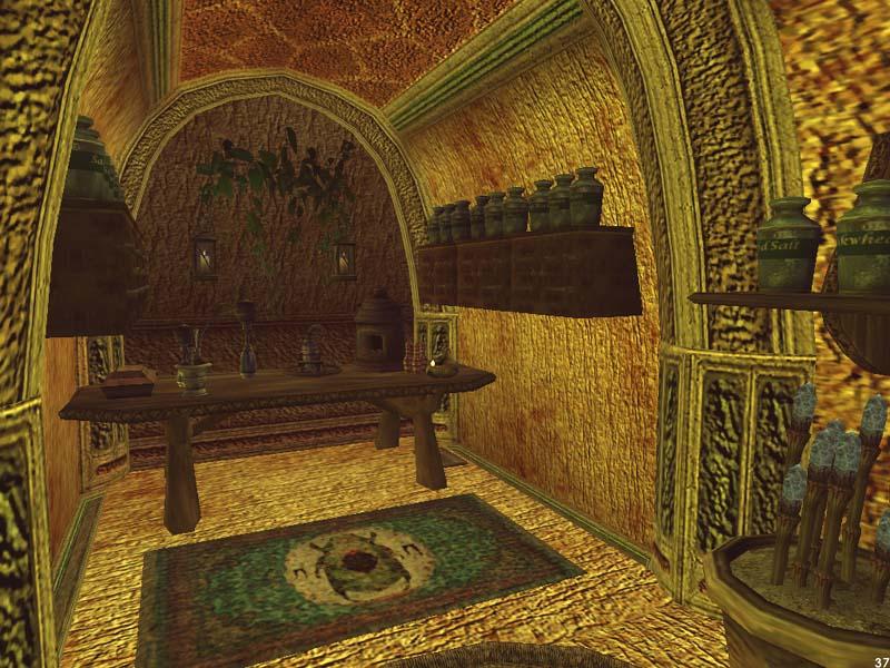 MooCow's Morrowind